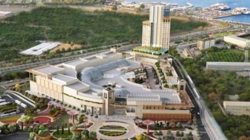 İstinyePark İzmir ziyaretçilerini karşılamaya hazırlanıyor