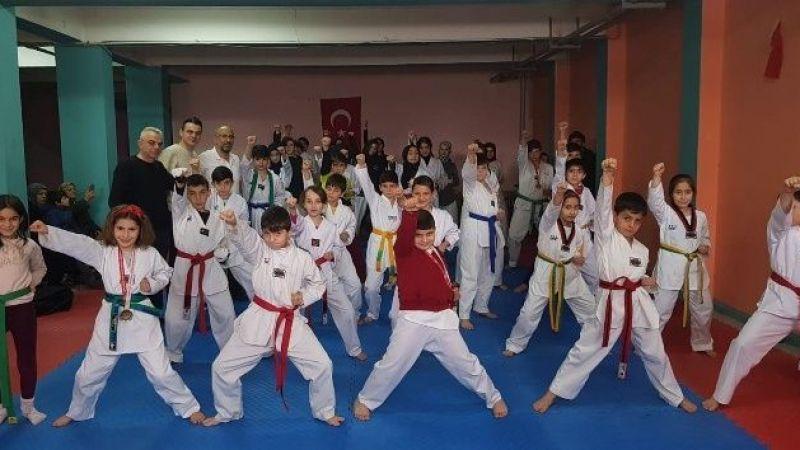 Erzurumlu Tekvando Antrenörü Türkiye'ye sporcu yetiştiriyor