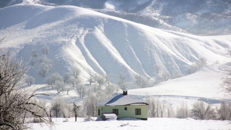 Doğu Anadolu'da kar, buzlanma ve sis bekleniyor