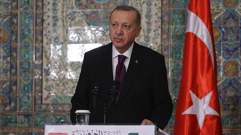 Cumhurbaşkanı Erdoğan: Libya'da akan kanın durması için mücadele etmeyi sürdüreceğiz
