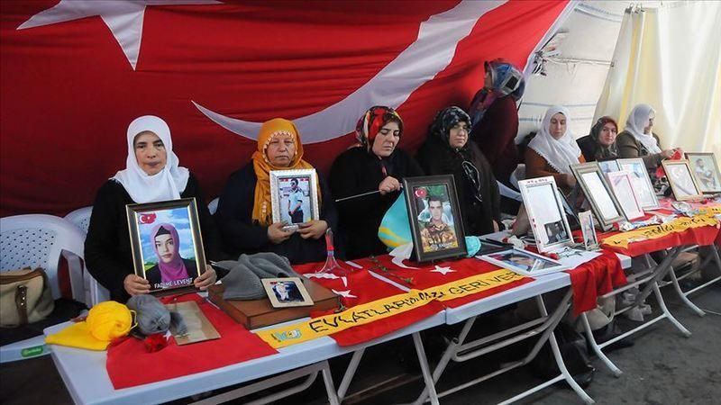 Diyarbakır annelerinden Çifçi: Anneler gelsin hepimiz birlikte bu terörün kökünü kazıyalım