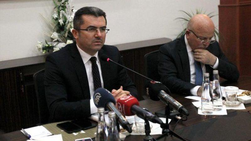 Erzurum'da olası depremde yapılması gerekenler görüşüldü