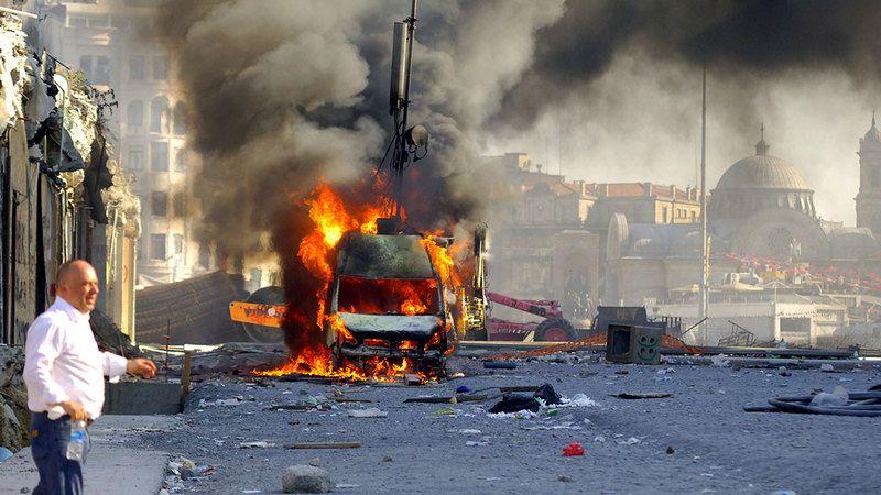 Gezi Parkı'nda ne olmuştu?