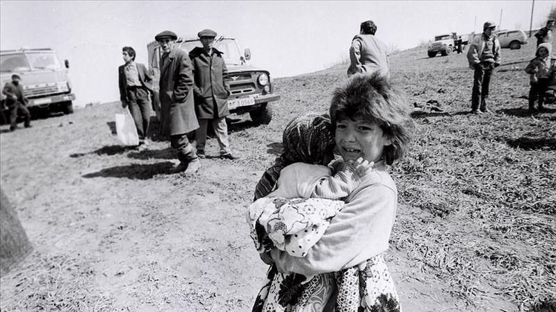 Azerbaycan ve Türkiye'nin ortak acısı: Hocalı katliamı