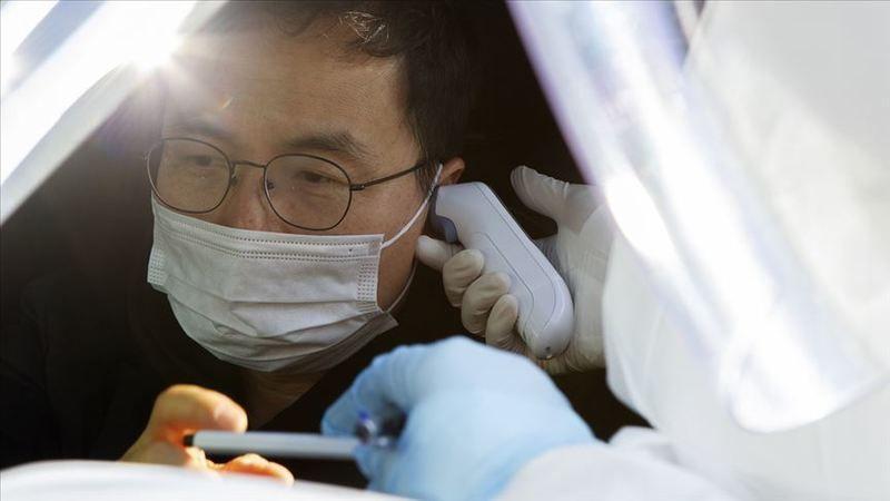 Güney Kore'de Kovid-19 bulaşan kişi sayısı 3 bin 700'ü geçti