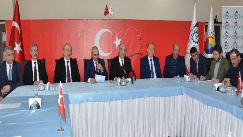 Erzurum'dan Mehmetçiğe tam destek