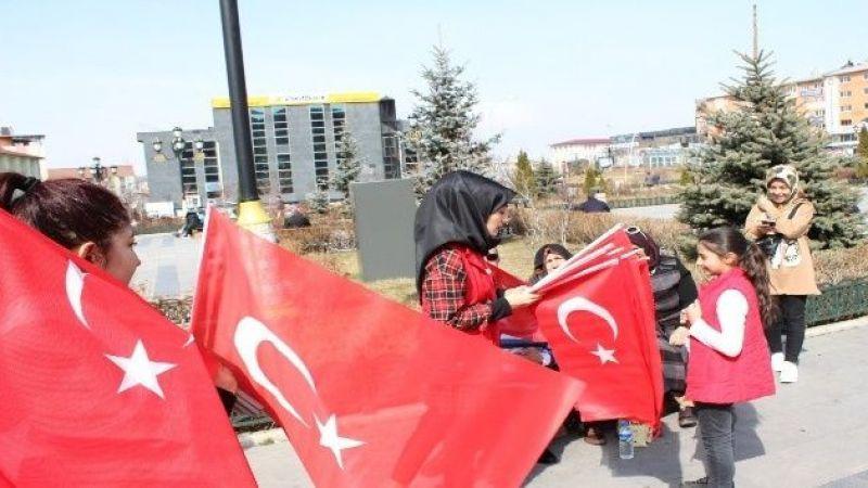 Bayraklar Erzurum GSİM'den