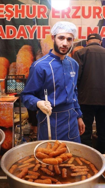 Erzurum lezzetleri İzmir'de görücüye çıktı