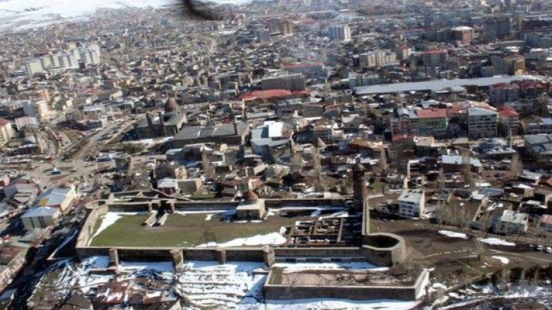 Erzurum'da konut satışları yüzde 14 arttı