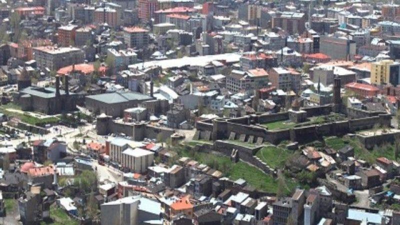 Erzurum vergide 3'üncü sırada