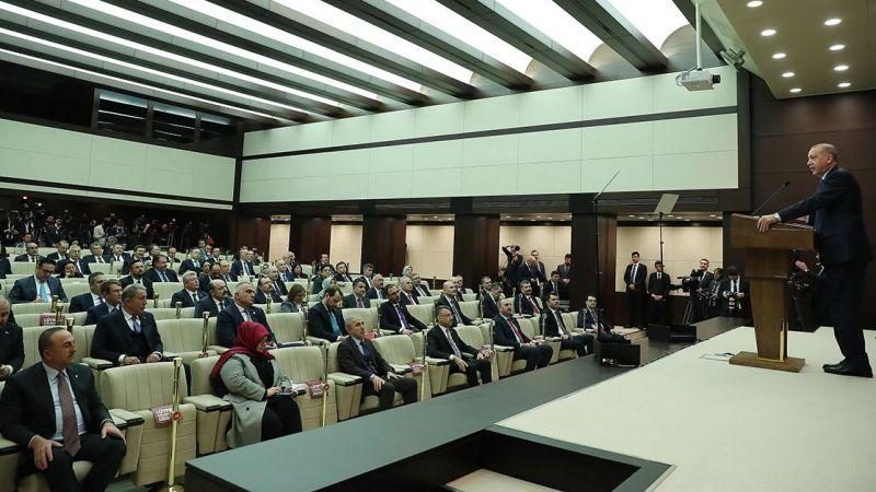 Ekonomik İstikrar Kalkanı paketini açıklandı