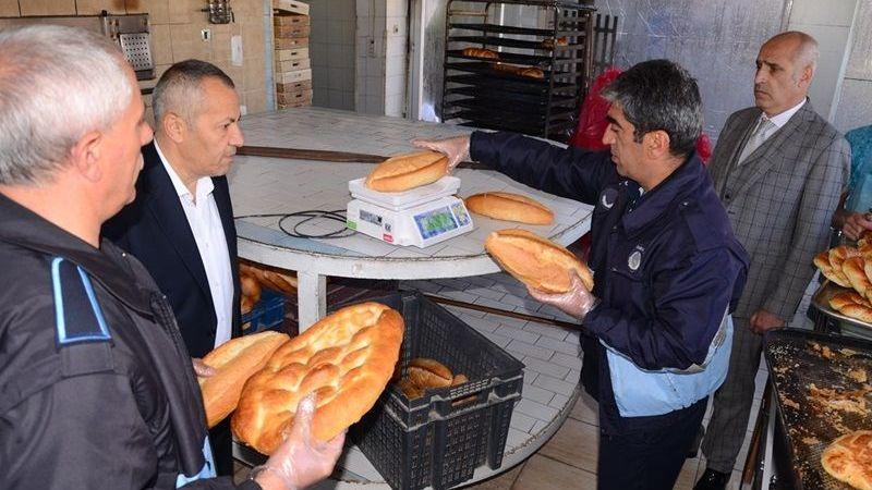 Erzurum'da Ekmeğe Zam