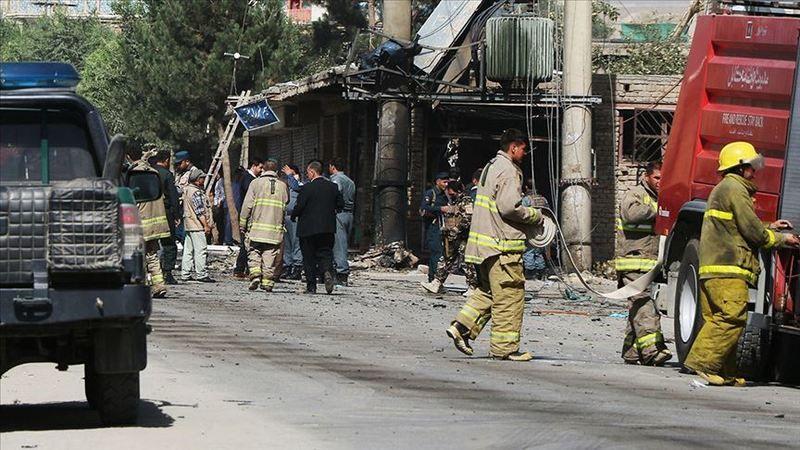 Afganistan'da Taliban saldırısında 20'den fazla polis ve asker öldü