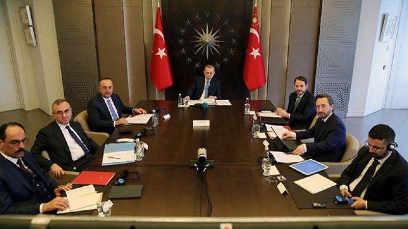 Cumhurbaşkanı Erdoğan G20 Zirvesine video konferansla katıldı