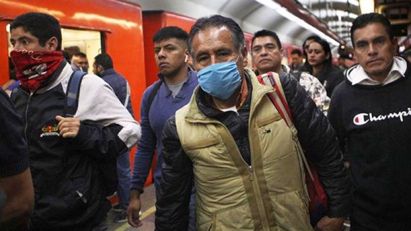 Meksikalı Vali: Koronavirüsten fakirler değil, zenginler risk altında