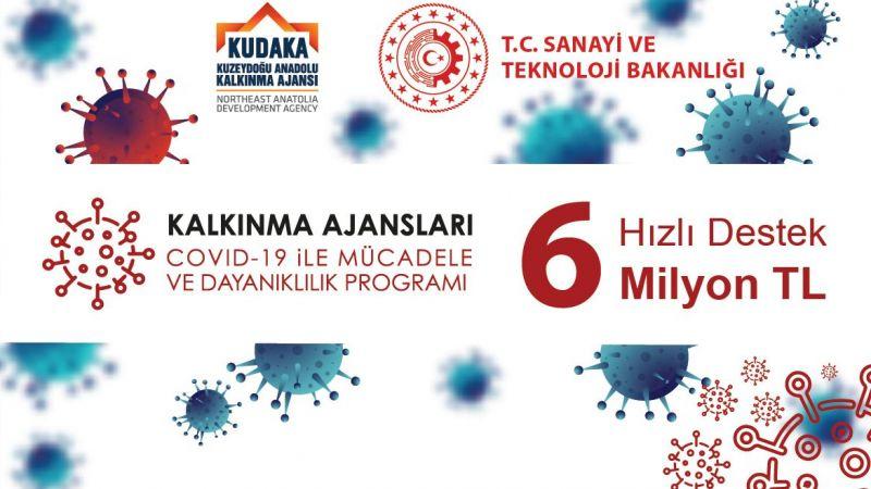 Covıd-19 ile mücadele ve dayanıklılık mali destek programı