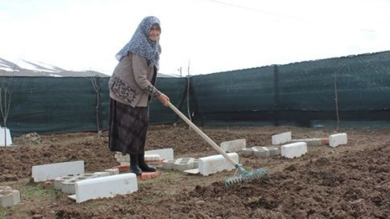 Erzurum'da Koronaya Organik Çözüm