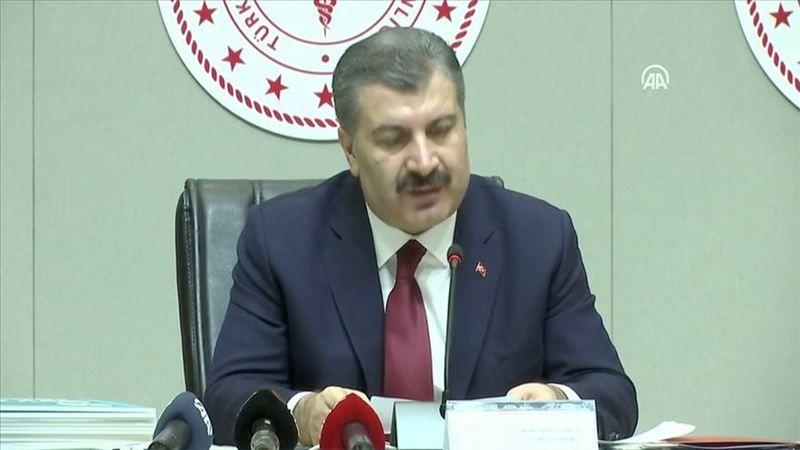 63 kişi daha Kovid-19 nedeniyle hayatını kaybetti