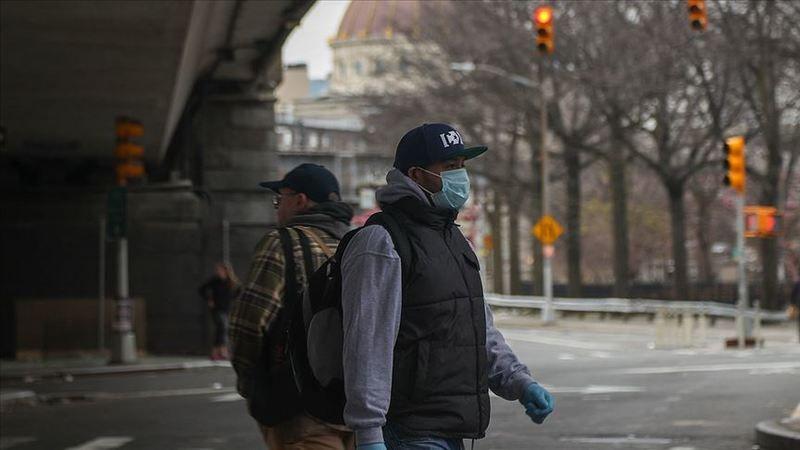 New York'ta Kovid-19 vaka sayısı 100 bini geçti, yaklaşık 3 bin kişi öldü