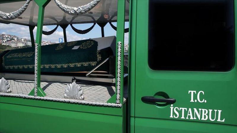 İstanbul'da vefat edenlerin cenazesi kaymakamlık izniyle memleketlerine gönderilecek