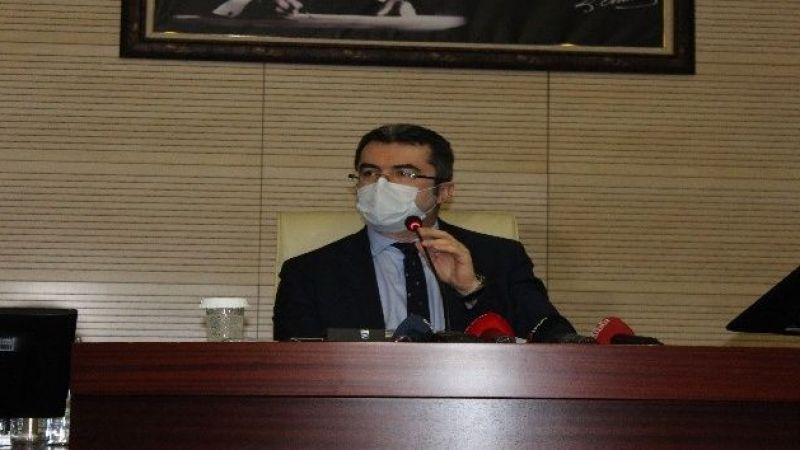 Erzurum'da 10 vakanın görüldüğü 6 mahalle karantinaya alındı