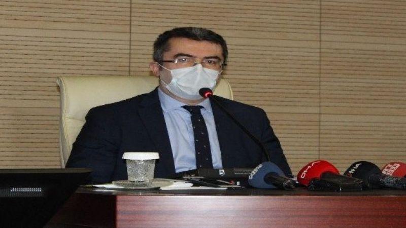 """""""Erzurum'da 2 hastamızı kaybettik 60'ın üzerinde taburcumuz var"""""""