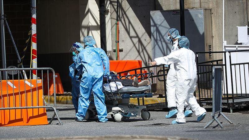 Dünya genelinde Kovid-19 nedeniyle ölenlerin sayısı 90 bini aştı