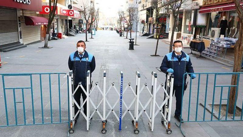 İstanbul'da 2 meydan ve 6 cadde 15 gün süreyle yaya trafiğine kapatıldı!
