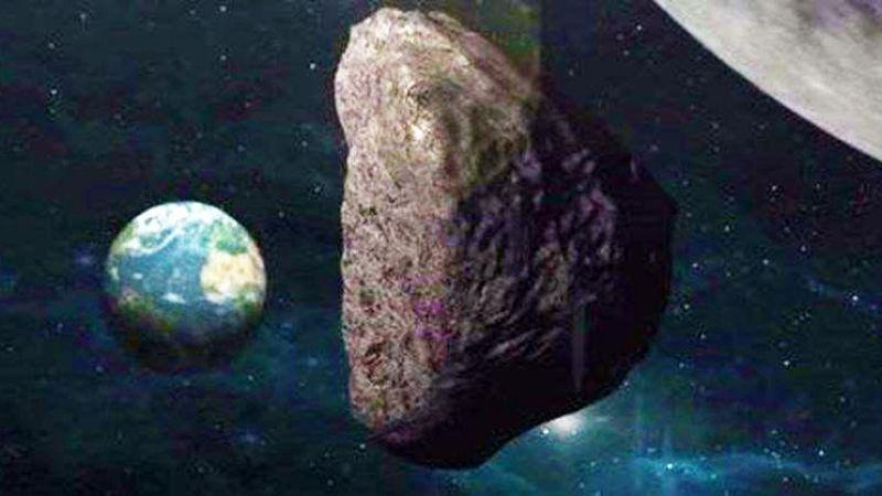 NASA'dan son açıklama: Göktaşı, dünyaya çarpacak mı?
