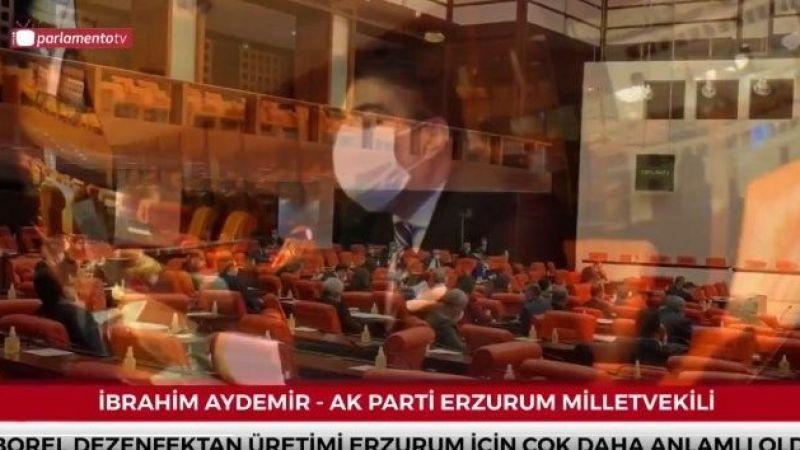 Aydemir: 'Erzurum için çok anlamlı oldu'
