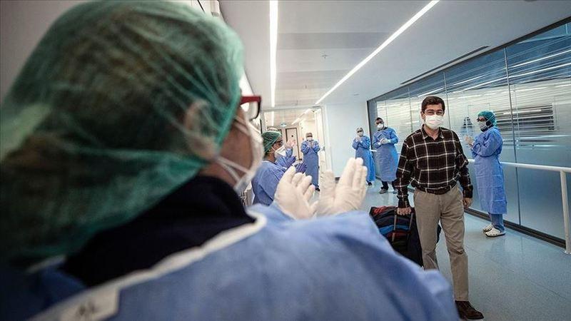 Türkiye'de Kovid-19'dan iyileşen hasta sayısı 3 bin 957'ye ulaştı