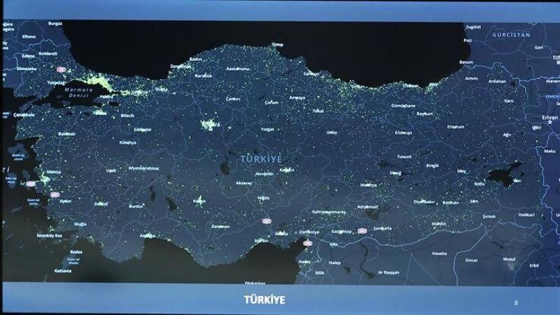İşte Türkiye'nin virüs haritası