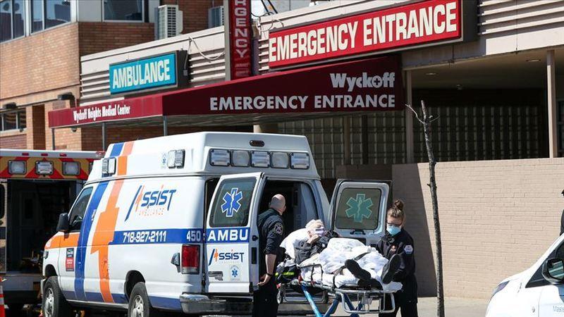 New York'ta test edilmeyen 3 bin 700 kişinin daha Kovid-19'dan öldüğü ortaya çıktı