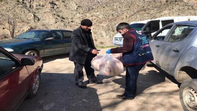 Sosyal Destek Grubu vatandaşların yardımına koştu