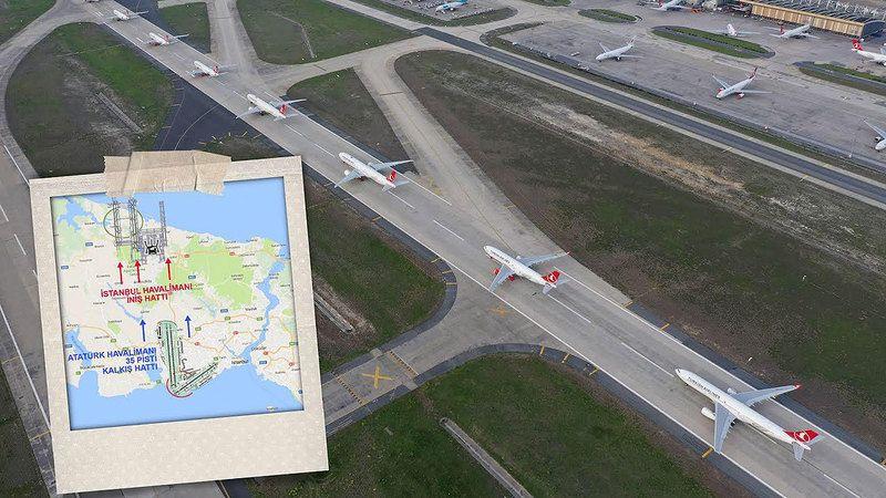 Atatürk Havalimanı'nda yapılan hastaneye ilişkin açıklama