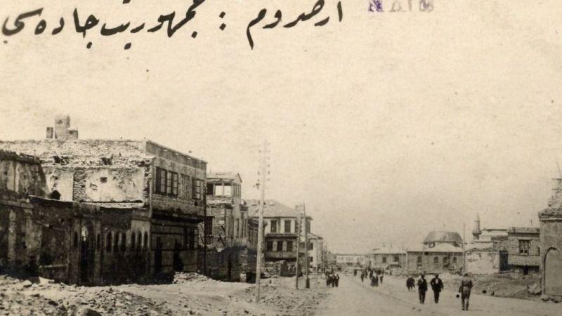 Erzurum'da salgın hastalıkların geçmişi