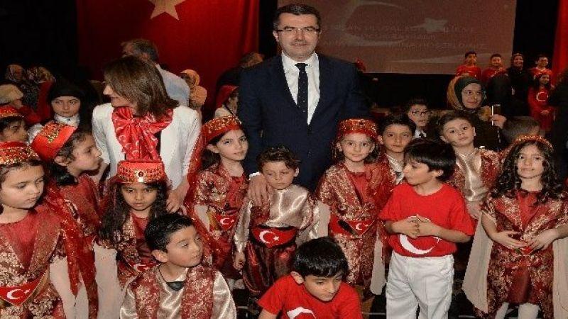 Vali Memiş'ten 23 Nisan Ulusal Egemenlik ve Çocuk Bayramı kutlama mesajı