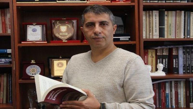 """""""Ermeni diasporasının amacı Ermeni toplumunu dünya kamuoyunun gündeminde tutmak"""""""