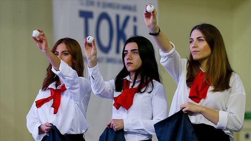 '100 Bin Yeni Sosyal Konut Projesi' kuraları yarın başlıyor