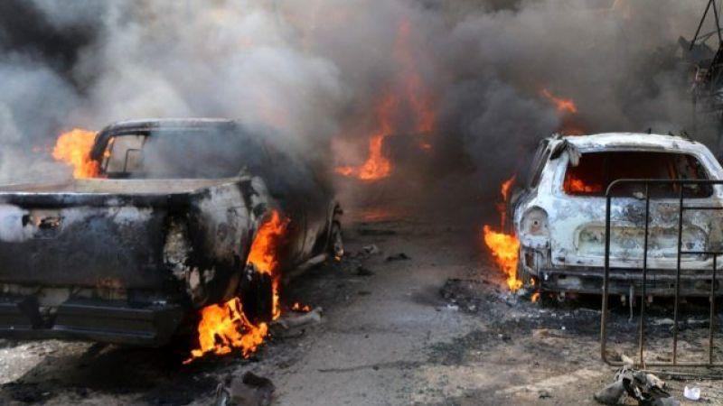 Afrin'de 42 kişinin öldüğü saldırıda patlatılan kamyonu olay yerine getirilen şüpheli yakalandı