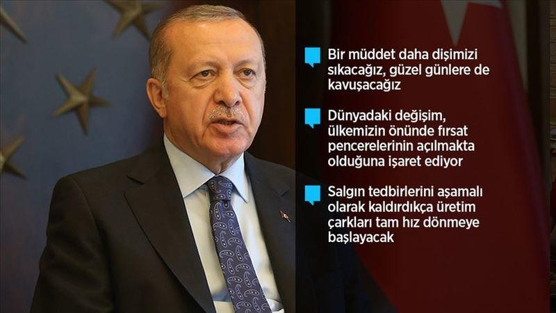 Ekonomik İstikrar Kalkanı ile açıkladığımız desteklerin tutarı 200 milyar lira