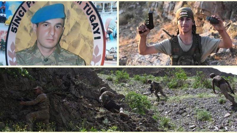 Çukurca'da Hain Saldırı : 2 Şehit