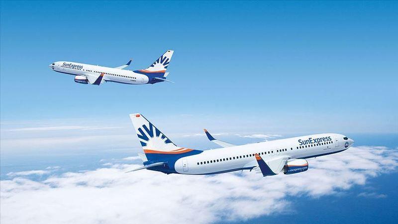 SunExpress iç hat uçuşlarına yarın başlıyor