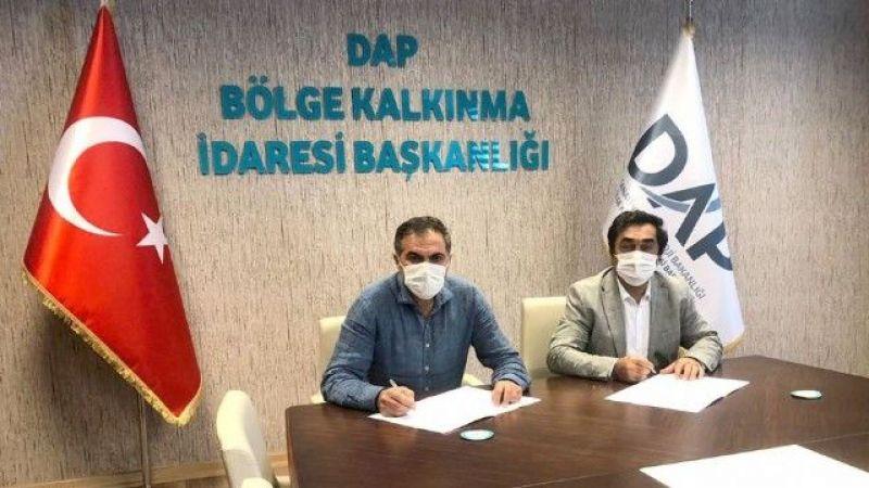 DAP Bölgesinde 108 Atölye kurulacak