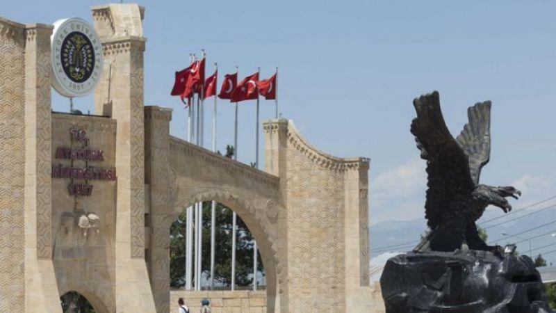 Atatürk Üniversitesinde Yüksek lisans programlarına rekor başvuru