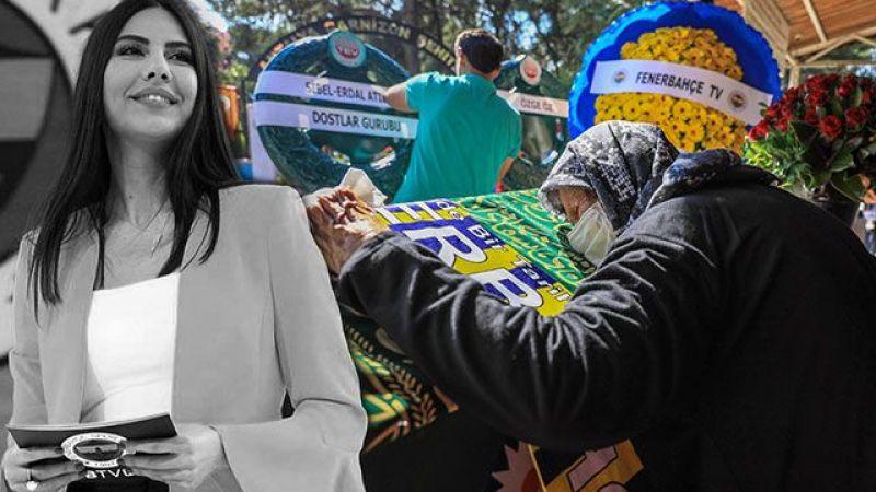Sunucu Dilay Kemer, son yolculuğuna uğurlandı