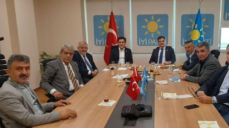 Erzurum konfederayonu siyasi partlerle ilişkilerini güçlendiriyor