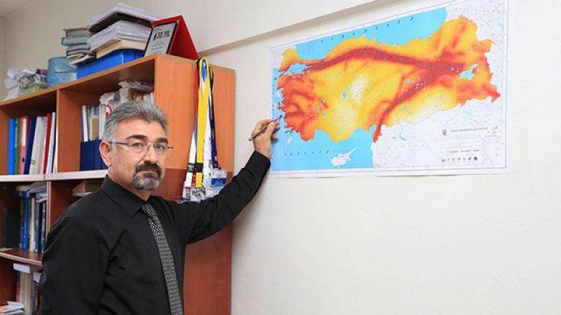 Denizli'deki suskun faylar 6.7 büyüklüğünde deprem üretebilecek potansiyele sahip