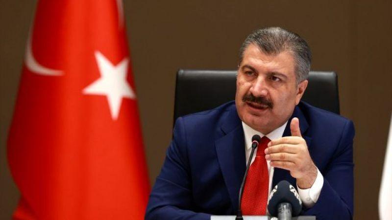 Türkiye'de 7 Kasım günü koronavirüs nedeniyle 81 kişi vefat etti, 2483 yeni vaka tespit edildi...