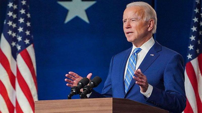 ABD'nin 46'ıncı başkanı Joe Biden oldu